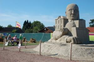 Zansculpturenfestival Winterswijk