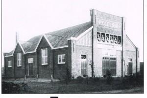 Excelsior gebouw 1922