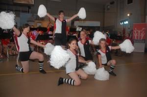 Majorettes Excelsior Winterswijk 2015