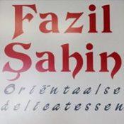 Fazil Sahin Oriëntaalse delicatessen