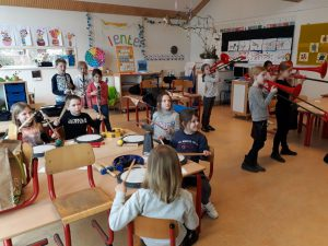 Muziek Winterswijk Basisschool