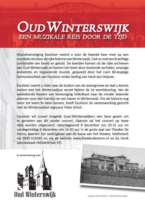 Oud Winterswijk 2018 Excelsior